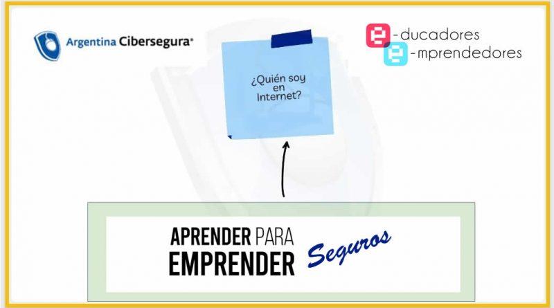 3º Desafío: Aprender para Emprender SEGUROS.