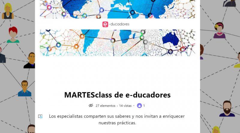 TODAS las MARTESclasses JUNTAS!!!!